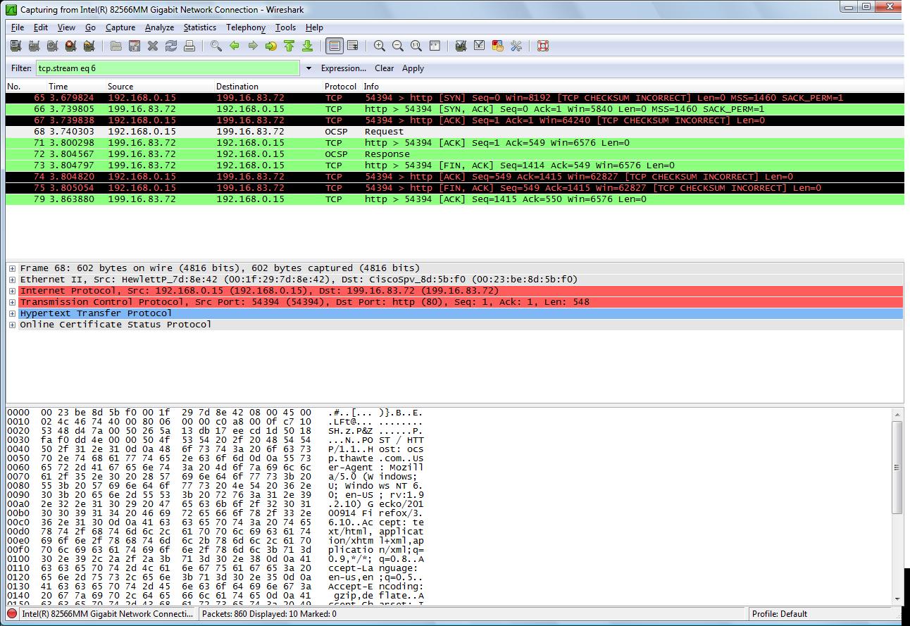 Wireshark, Tool for analyzing network traffic | Guidance Blog