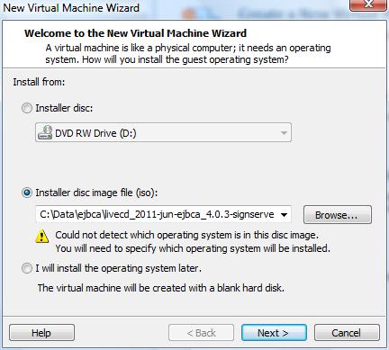 vmware-create
