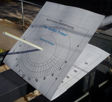 Sundial-kits-equatorial