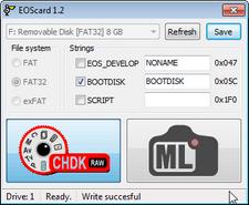 chdk-bootable-SD