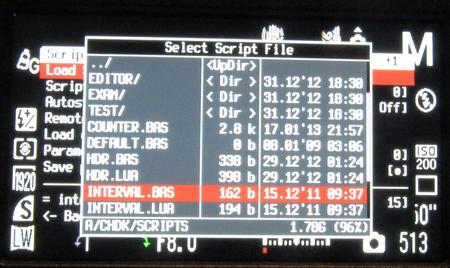 chdk-select-script