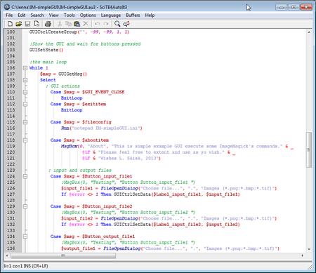 IM-simpleGUI-ineditor