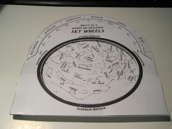 picture about Planisphere Printable referred to as Do-it-yourself Star Chart (planisphere) Recommendations Blog site